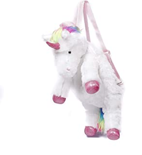 Best Plushtoys Magical Unicorn Backpack 14 Inches for Kids
