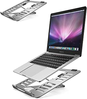 Czznn - Soporte para computadora portátil, ajustable, compa