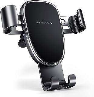 حامل هاتف ذكي للسيارة يثبت على فتحات التهوية من سمارت ديفل