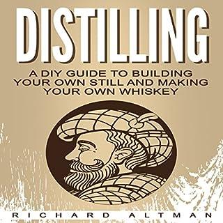 Distilling audiobook cover art