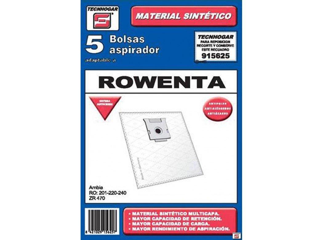ERSA 915625 Bolsa aspirador, Blanco: Amazon.es: Hogar