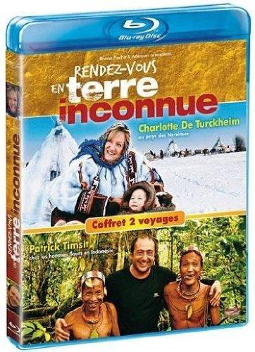 Rendez-vous en terre inconnue : Charlotte de Turckheim, Patrick Timsit [Blu-ray]