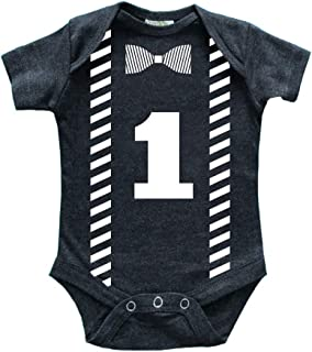 Best 1 year birthday outfit boy Reviews