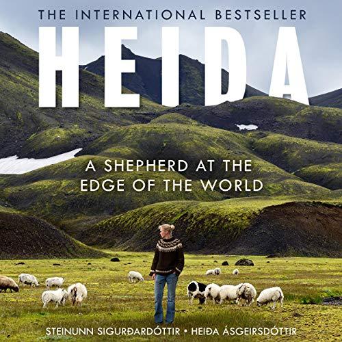 Heiða cover art