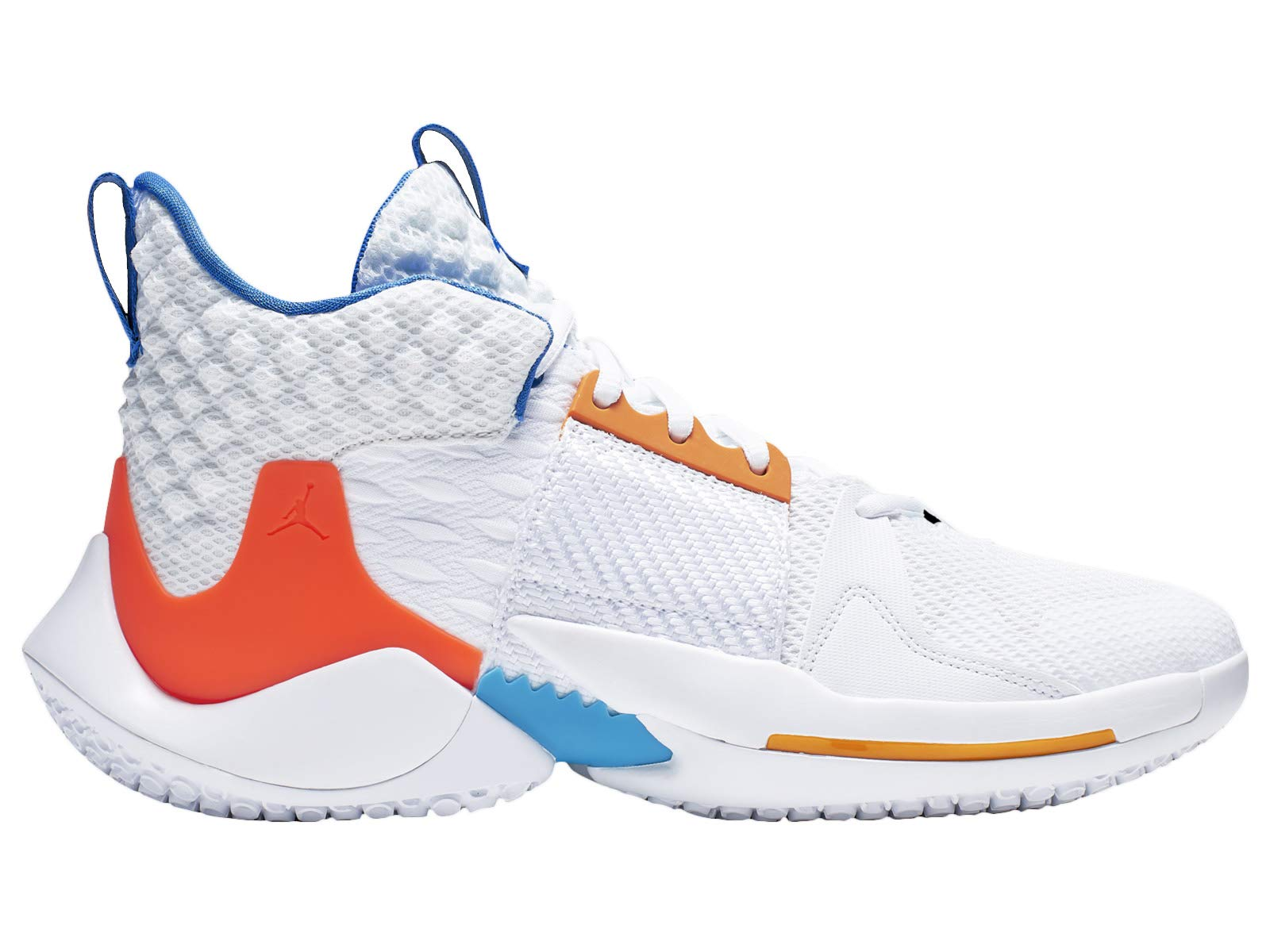 russell westbrook white shoes