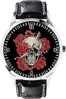 Sponsored Ad - Womens Mens Watches Minimalist Waterproof-Fashion Quartz Analog Wrist Watch for Unisex Dress Watches with L...