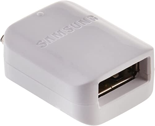 discount Samsung wholesale OTG USB wholesale Connector - White online sale