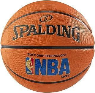 Spalding Logoman Soft Grip Outdoor Basketball - Large