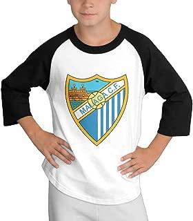 Youth Málaga CF 3/4 Sleeve Baseball T Shirts