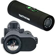 TACTACAM 5.0 Hunting Action Camera - Long Range Package - Includes Tactacam FTS (Film Through your Scope)