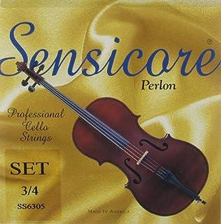 Super-Sensitive Sensicore Series Cello C String (6347S)