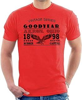 Goodyear Vintage-serien t-shirt för män