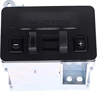 XtremeAmazing Dashboard Trailer Brake Control Module Kit Compatible with Ford F-150 2011-2014