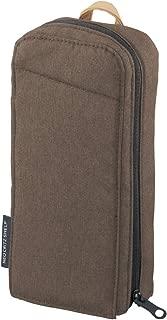コクヨ ペンケース 筆箱 ペン立て ネオクリッツ シェルフ ブラウン F-VBF210S