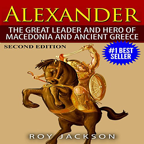 Alexander audiobook cover art