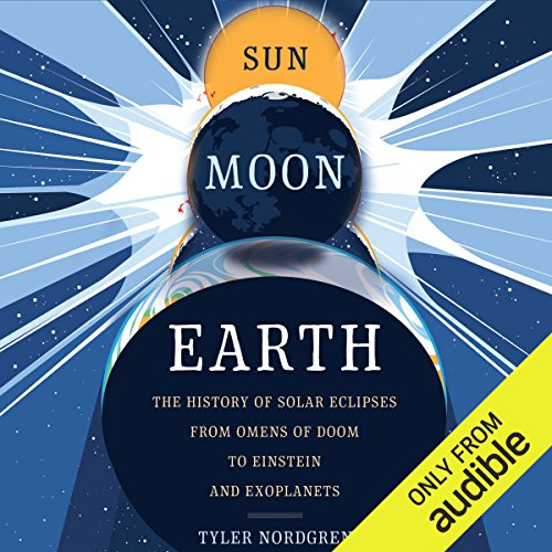Sun Moon Earth audiobook cover art