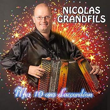 Mes 10 Ans d'accordéon