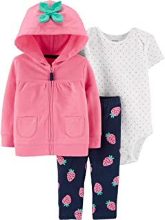 Baby Girls' Cardigan Sets 121g771