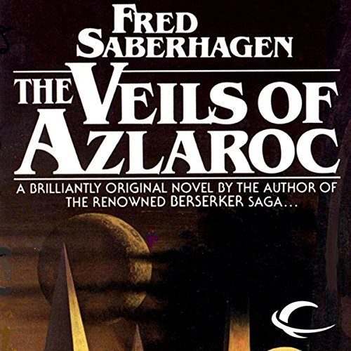 The Veils of Azlaroc audiobook cover art