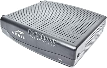 Arris Touchstone TG862g (Comcast Version) DOCSIS 3.0 Residential Wifi Gateway - Cable Modem [Bulk Packaging]