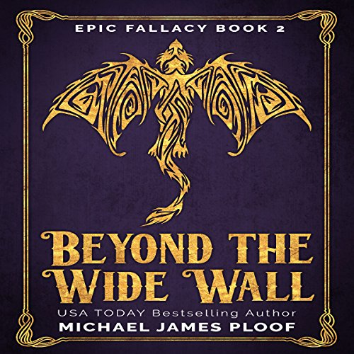 Beyond the Wide Wall audiobook cover art