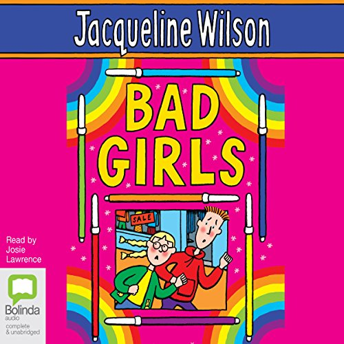 Bad Girls cover art