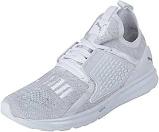 c58f4010b Puma Ignite Evoknit Lo 2 White Running Shoes for Men online in India ...