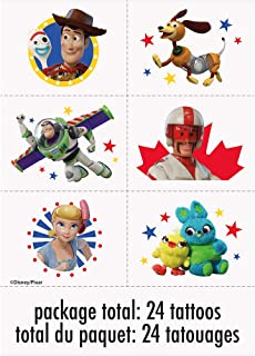 Best toy story temporary tattoos Reviews