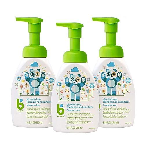Babyganics Hand Sanitizer Amazon Com