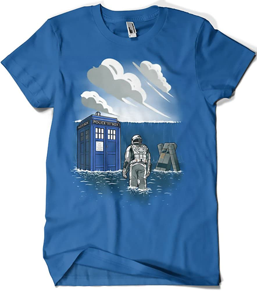 Camisetas La Colmena, 229-Dr. Interstellar (threewood)