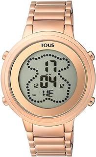 Reloj Digital Digibear de Acero 90035004