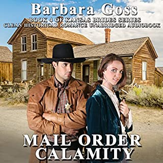 Mail Order Calamity audiobook cover art