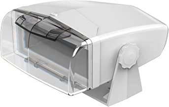 Dual Electronics MH200 Transparent Marine Waterproof Radio Housing Unit Single DIN