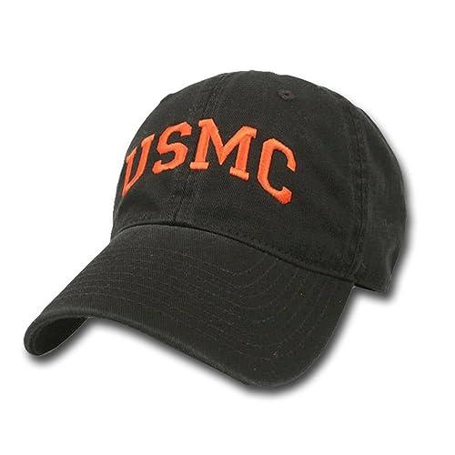 0c0d7c7ec42 Armed Forces Gear Men s USMC Arch Hat