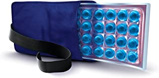 """CryoMAX Cold Pack, 8 Hour Reusable Cold Therapy Ice Pack for Elbows, Knees, Neck + More, Medium, 6"""" x 12"""" (1 Count)"""