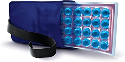 """Cryo-Max Cold Pack, 8 Hour Reusable Cold Therapy Ice Pack for Elbows, Knees, Neck + More, Medium, 6"""" x 12"""" (1 Count)"""