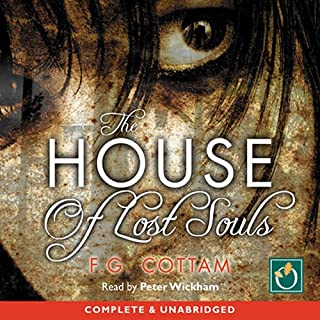 The House of Lost Souls cover art