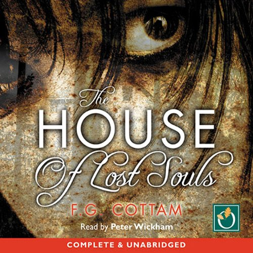 The House of Lost Souls audiobook cover art