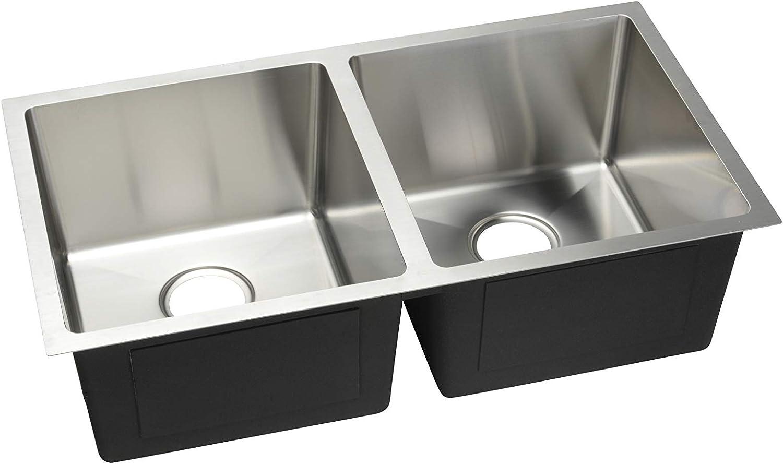 Hahn Evo5050 Kitchen Sink Extra Large Satin Amazon Com