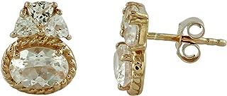 Best morganite earrings silver Reviews