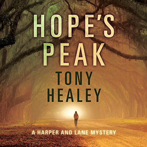 Hope's Peak audiobook cover art