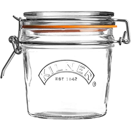 Kilner Round Clip Top Jar, 12-Fl Oz, 1 EA