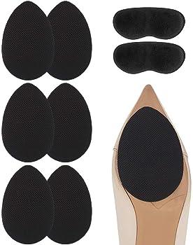 Explore non- slip pads for heels