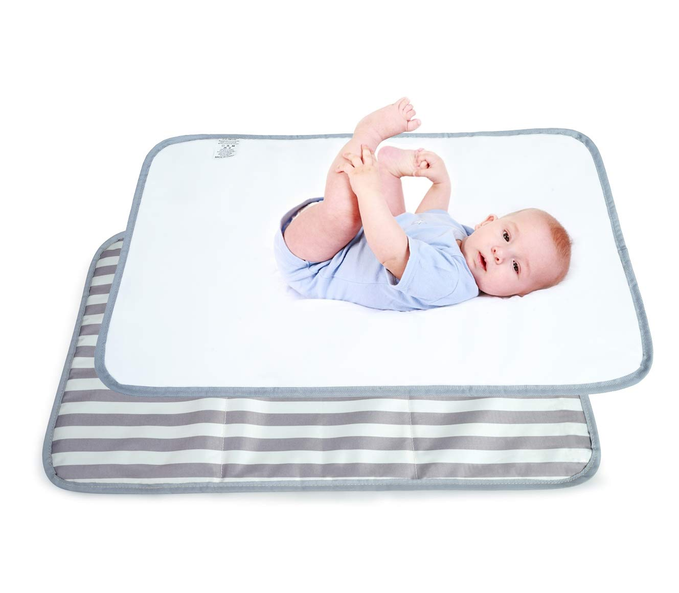 QIMIAOBABY Waterproof Max 88% OFF pad Portable Easy-to-use Travel Changing Diaper mat