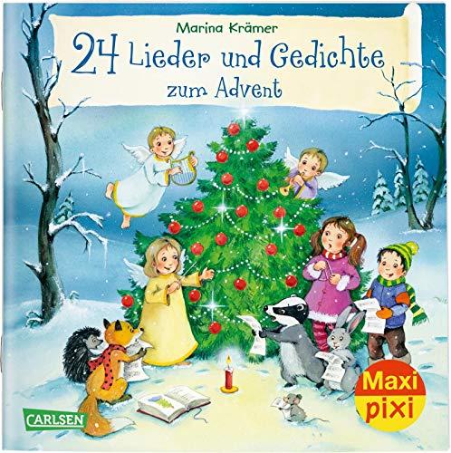 Maxi Pixi 301: 24 Lieder und Gedichte zum Advent (301)