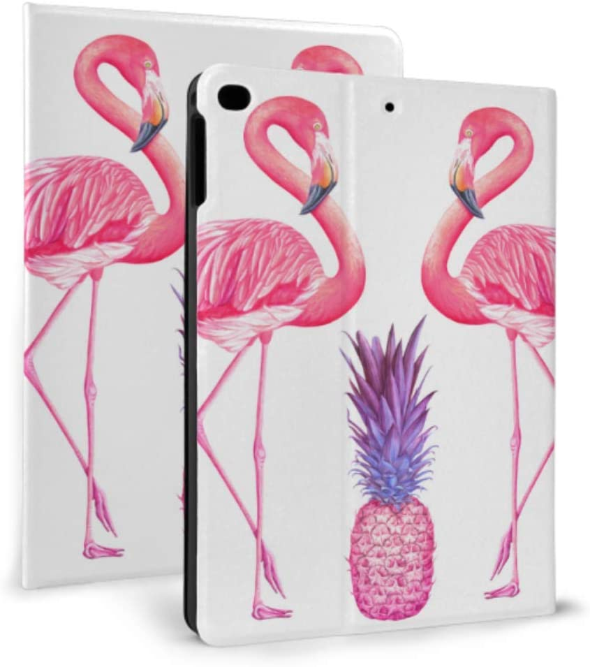 Case for ipad 2017 2018 Fashion air 1 Flamingos Pine I Pink Price reduction 2 Two