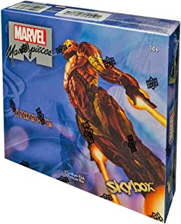 marvel masterpiece cards 2018