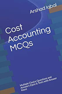 Best cost accounting mcqs Reviews