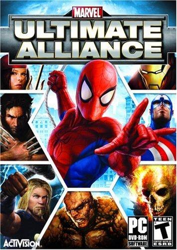 Marvel Ultimate Alliance - PC
