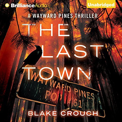 Couverture de The Last Town